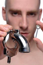 The CockCuff Male Chastity Device
