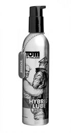 Tom Of Finland Toms Spit Hybrid Lubricant, 8 Fl.oz.