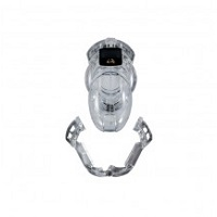 Plastic Male Chastity Cages
